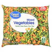 Great Value Mixed Vegetables, 32 oz