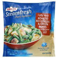 Pinnacle Foods Birds Eye Steamfresh Chefs Favorites Roasted Red Potatoes & Green Beans 10.8 oz
