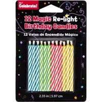 Relight Birthday Candles