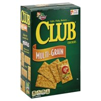 Keebler, Club Crackers, Multi-grain, 12.7 Oz