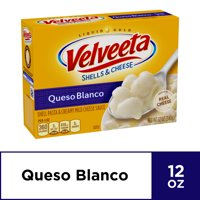 Velveeta Queso Blanco Shells & Cheese, 12 oz Box