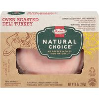 Hormel Natural Choice Oven Roasted Deli Turkey