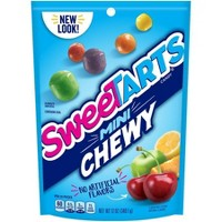 SweeTARTS Mini Chewy Tangy Candy 12oz Stand Up Bag