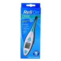 ReliOn 2 Second Digital Thermometer