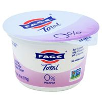 Fage Total Nonfat Greek Strained Yogurt