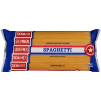 Skinner Thin Spaghetti Pasta, 48-Ounce Bag