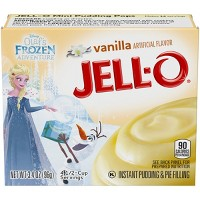 Jell-O Instant Vanilla Pudding & Pie Filling - 3.4oz