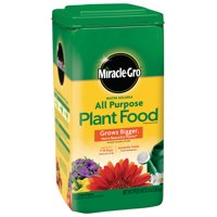 Miracle-Gro Water Soluble All Purpose Plant Food, 5 lb., Safe For All Plants