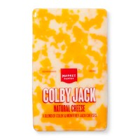 Colby Jack Natural Cheese - Price Per lb. - Market Pantry™