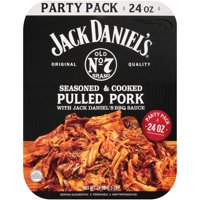 Jack Daniel's® Old No. 7 Party Pack Pulled Pork 24 oz. Tray
