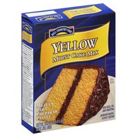 Hill Country Fare Yellow Moist Cake Mix