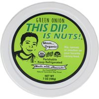 This Dip Is Nuts! Organic Green Onion