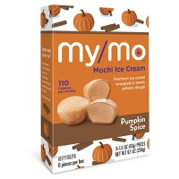 My/Mo Mochi Ice Cream Pumpkin Spice - 6ct