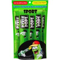 Bob's Pickle Pops, 2 oz, 6 count