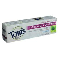 Tom's Of Maine Toothpaste, Natural, Fluoride-Free, Spearmint