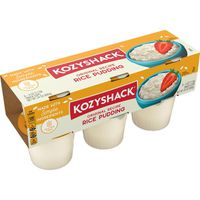 KozyShack Rice Pudding Original Recipe