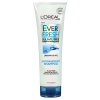 L'Oreal Paris Ever Fresh Sulfate-Free Antidandruff Shampoo - 8.5 fl oz