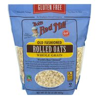 Bob's Red Mill Old Fashioned Rolle Oats Whole Grain