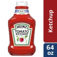 Heinz Tomato Ketchup, 64 oz Bottle
