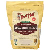 Bob's Red Mill Organic Whole Grain Amaranth Flour