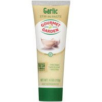 Gourmet Garden Garlic Stir-In Paste, 4 oz