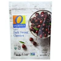 O Organics Cherries, Organic, Dark Sweet