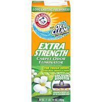 Arm & Hammer Plus Oxi Clean Dirt Fighters Extra Strength Carpet Odor Eliminator