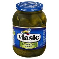 Vlasic Kosher Dill, Wholes