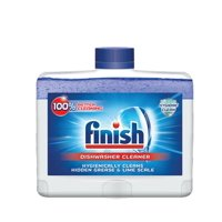 Finish Dual Action Dishwasher Cleaner: Fight Grease and Limescale, 1ct
