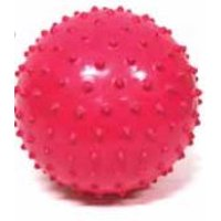 #18 Red Knobby Playball
