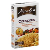 Near East Couscous Mix, Parmesan,