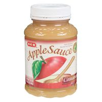 H-E-B Cinnamon Apple Sauce