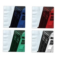 Seven20 Doctor Who Iconic Color TARDIS Napkin Set of 20
