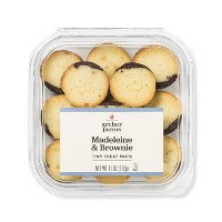 Mini Madeleines & Brownies - 11oz - Archer Farms™