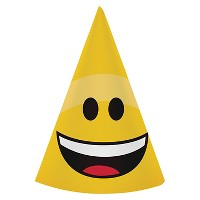 Show Your Emojions Hats, 8 pk