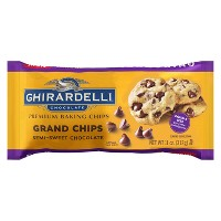Ghirardelli Grand Semi-Sweet Baking Chips - 11oz