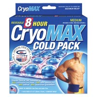 """CryoMAX 8 Hour Reusable Cold Therapy Ice Pack - Medium - 6"""" x 12"""""""