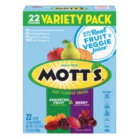 Mott's, Assorted Fruit Snacks, Gluten Free, 17.6 oz