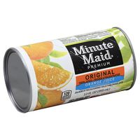 Minute Maid Orange Juice W/ Calcium, Fruit Juice