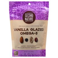 Second Nature Vanilla Glazed, Omega-3