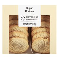 Freshness Guaranteed Sugar Cookies, 11 oz, 12 Count