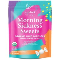 Pink Stork Mango Ginger Morning Sickness Lozenges - 20ct