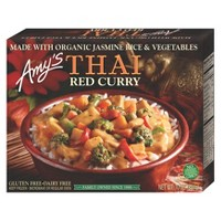 Amy's Frozen Thai Red Curry - 10oz