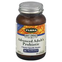 Flora Probiotic, Advanced Adult's, Capsules