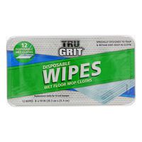 Tru Grit Wet Floor Wipes