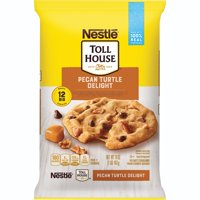 NESTLE TOLL HOUSE Ultimates Pecan Turtle Delight Cookie Dough 16-Oz. Pack