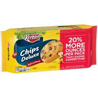 Keebler Chips Deluxe Cookies Soft 'n Chewy