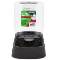 Vibrant Life Gravity Pet Waterer, Small, 0.75 Gallons