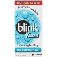 Blink Eye Drops, Lubricating, Mild-Moderate Dry Eye