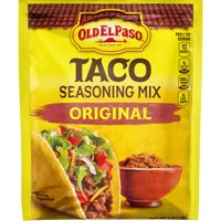 Old El Paso Taco Original Seasoning Mix, 1 oz Packet